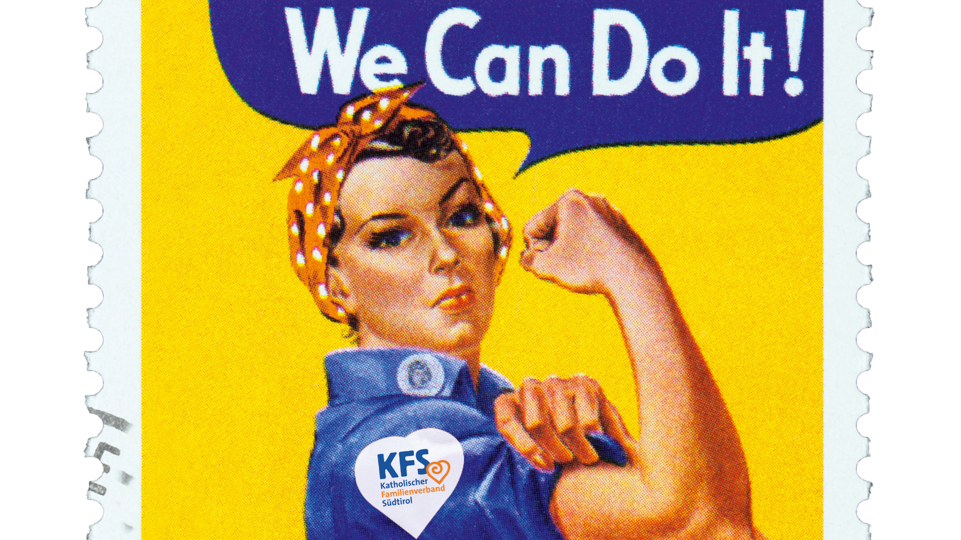 2018 Weltfrauentag KFS We can do it