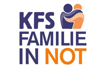"Logo ""KFS - Familie in Not"""