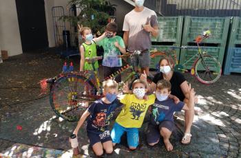 Sommerspaß für Kinder