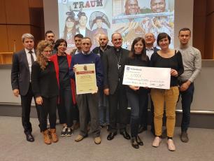 Verleihung Gargitterpreis 2019