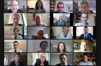 KFS familienpolitisch auf Europaebene aktiv. © KFS