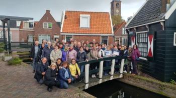 Vier Tage mit dem KFS in Amsterdam