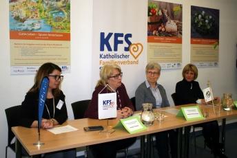 Pressekonferenz zum Jahresprojekt Gutes Leben