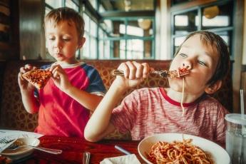 Essensgewohnheiten sind meist stark verankert.