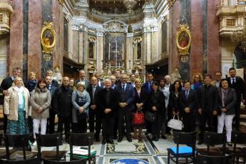 FAFCE-Treffen auf Malta