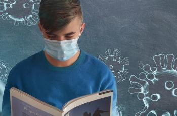FÜR Maskenpflicht – GEGEN Schließung von Schulen