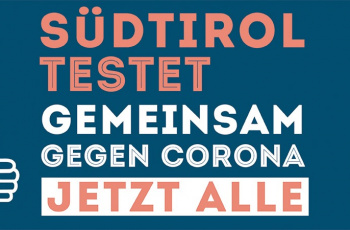 Südtirol testet